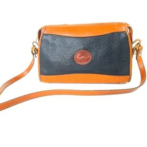 Dooney & Bourke Purse Vintage Shoulder Bag Crossbo